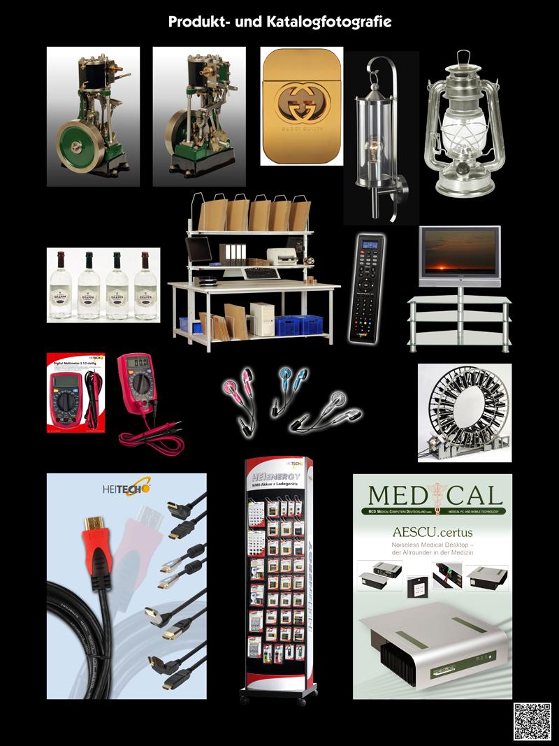 Produkt- und Katalogfotografie